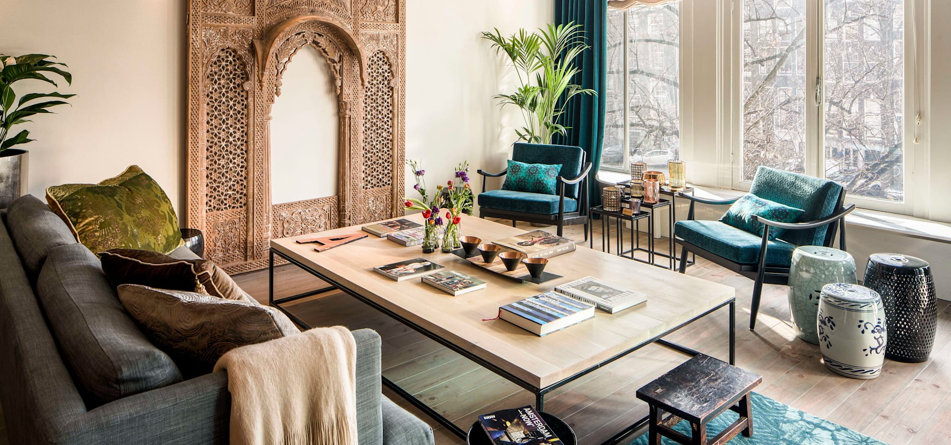 Ethnic Chic – Home Couture