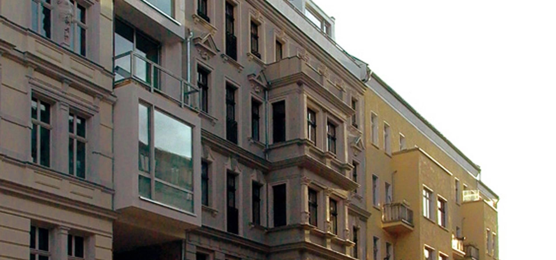 Hab Hoyer Architekten Berlin Arquitetos Em Berlin Homify