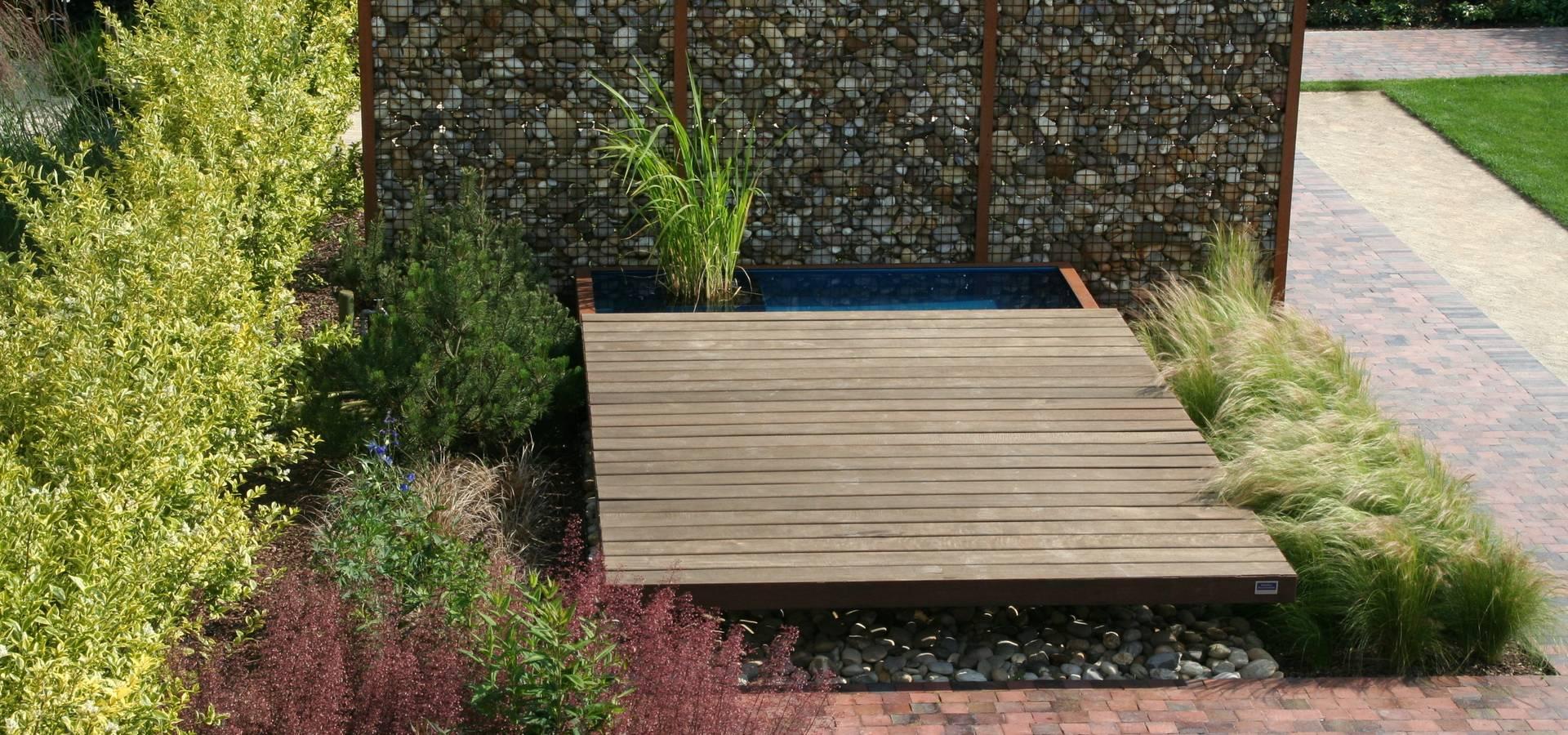 saunahaus by beate schr der landschaftsarchitektin homify. Black Bedroom Furniture Sets. Home Design Ideas