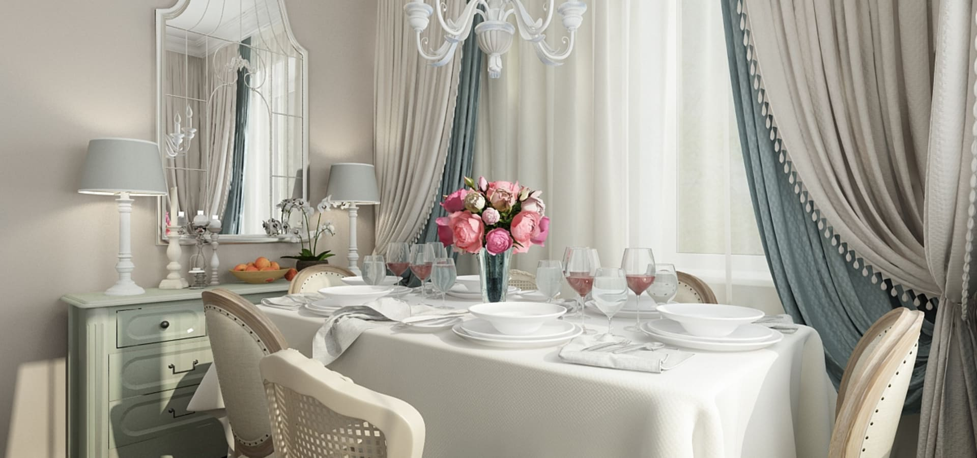 The Аrt of interior from Olga Kalinina