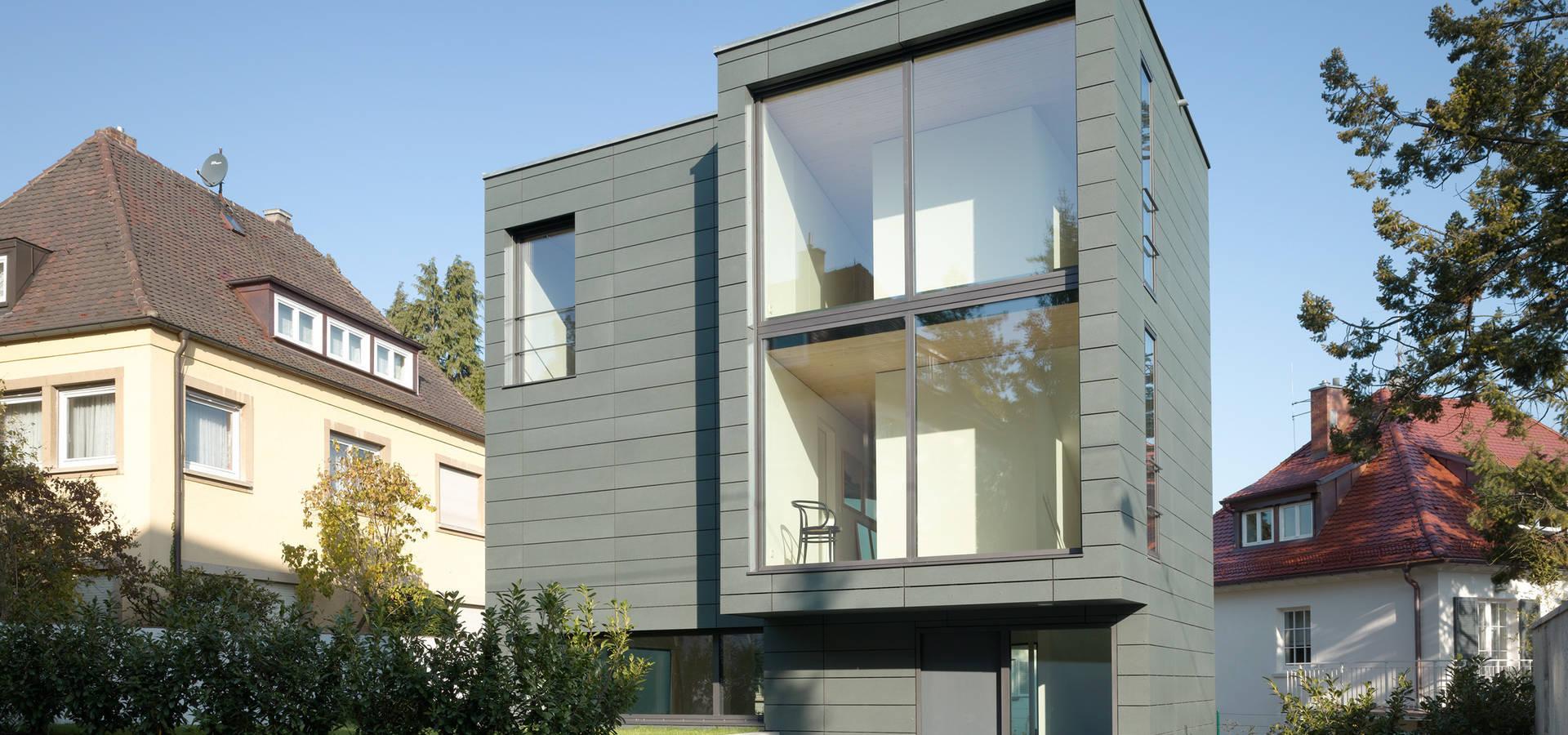 haus k2 by bottega ehrhardt architekten gmbh homify. Black Bedroom Furniture Sets. Home Design Ideas