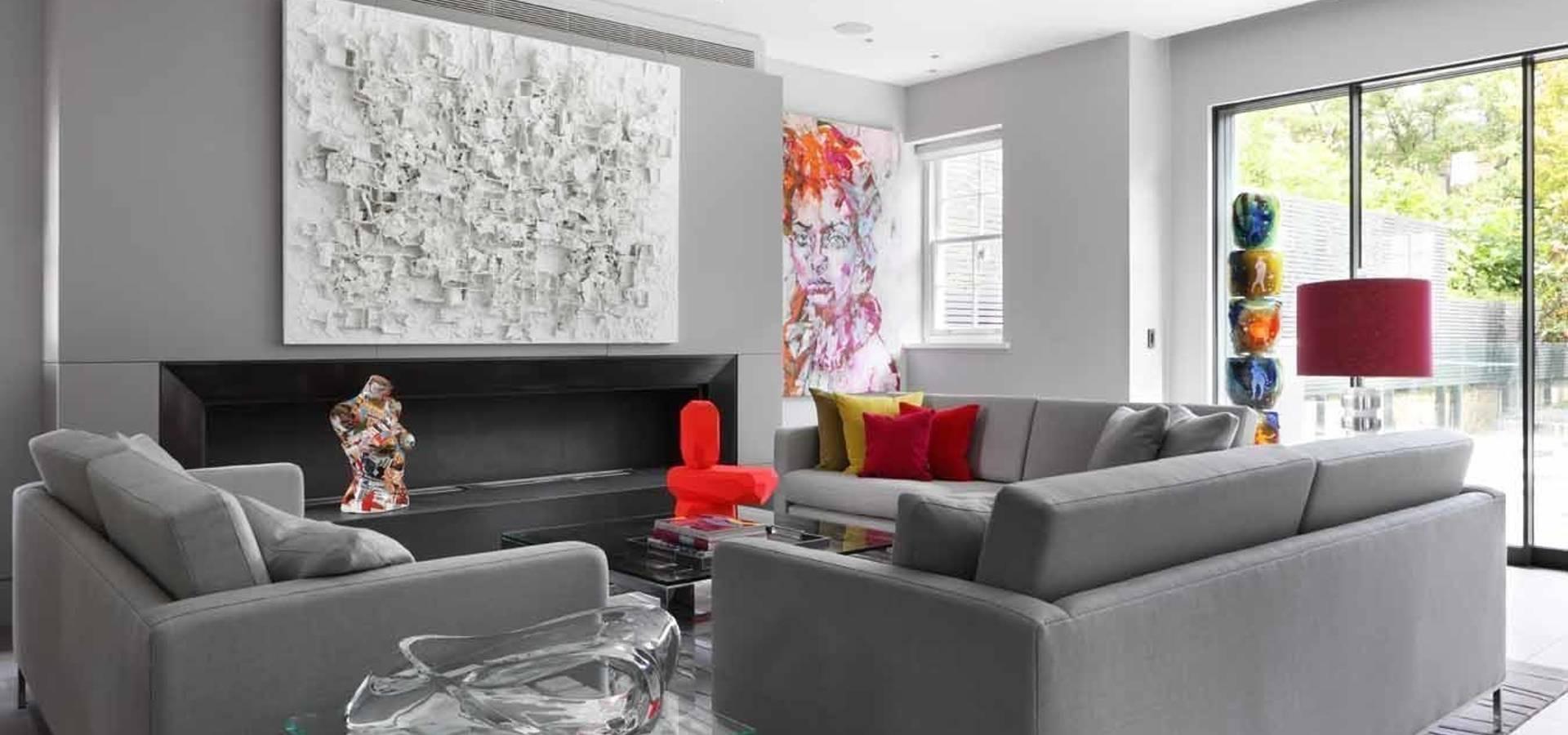 Iggi Interior Design: Innenarchitekten in Surrey | homify