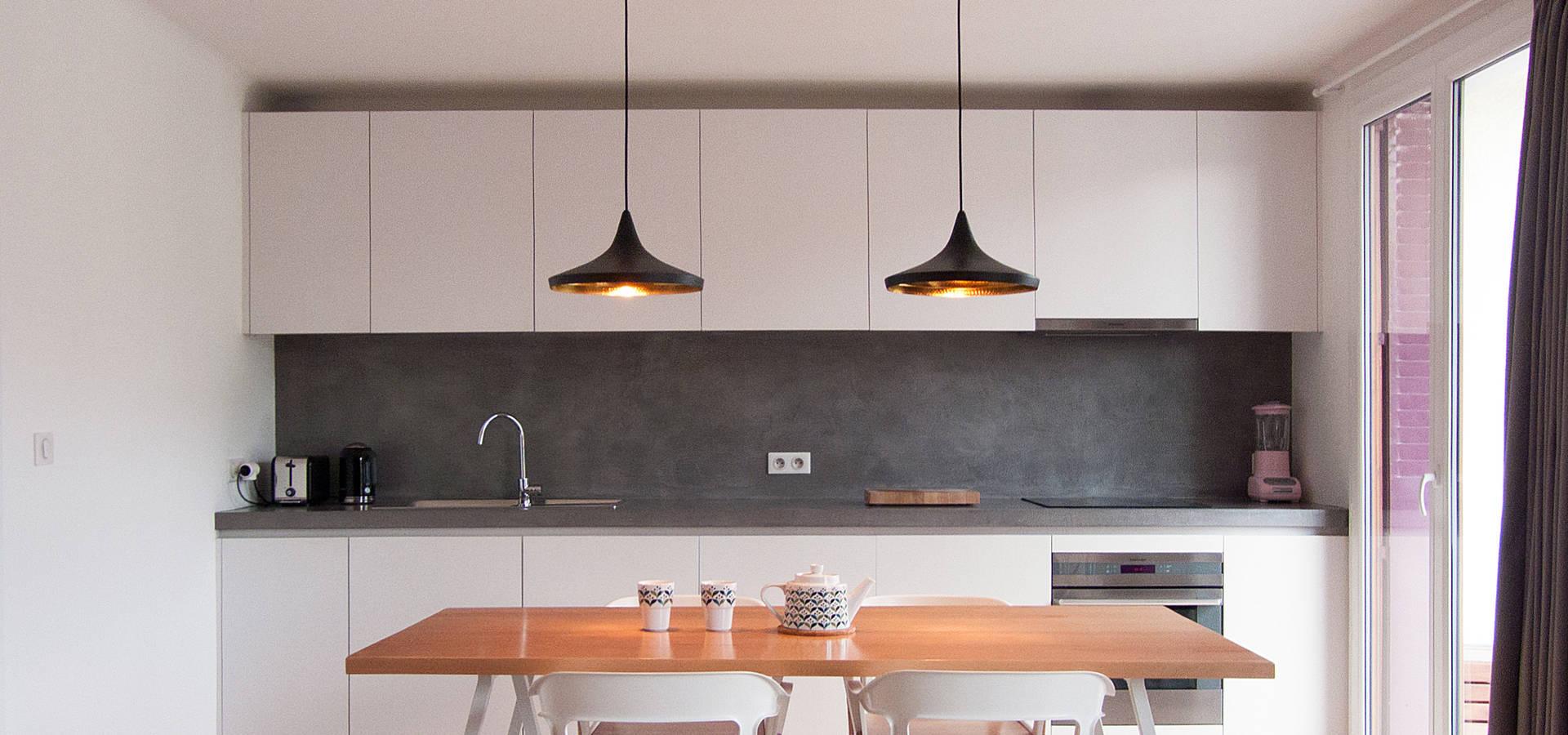 r novation d 39 un appartement annecy par antoine chatiliez homify. Black Bedroom Furniture Sets. Home Design Ideas