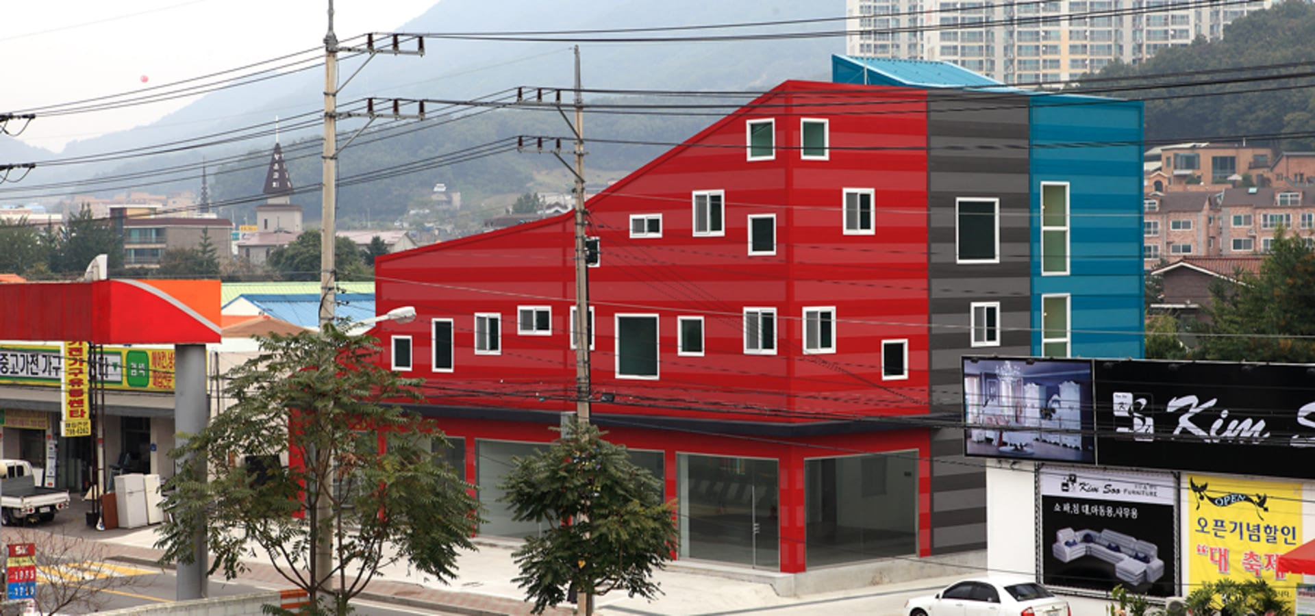 현앤전 건축사 사무소(HYUN AND JEON ARCHITECTURAL OFFICE )