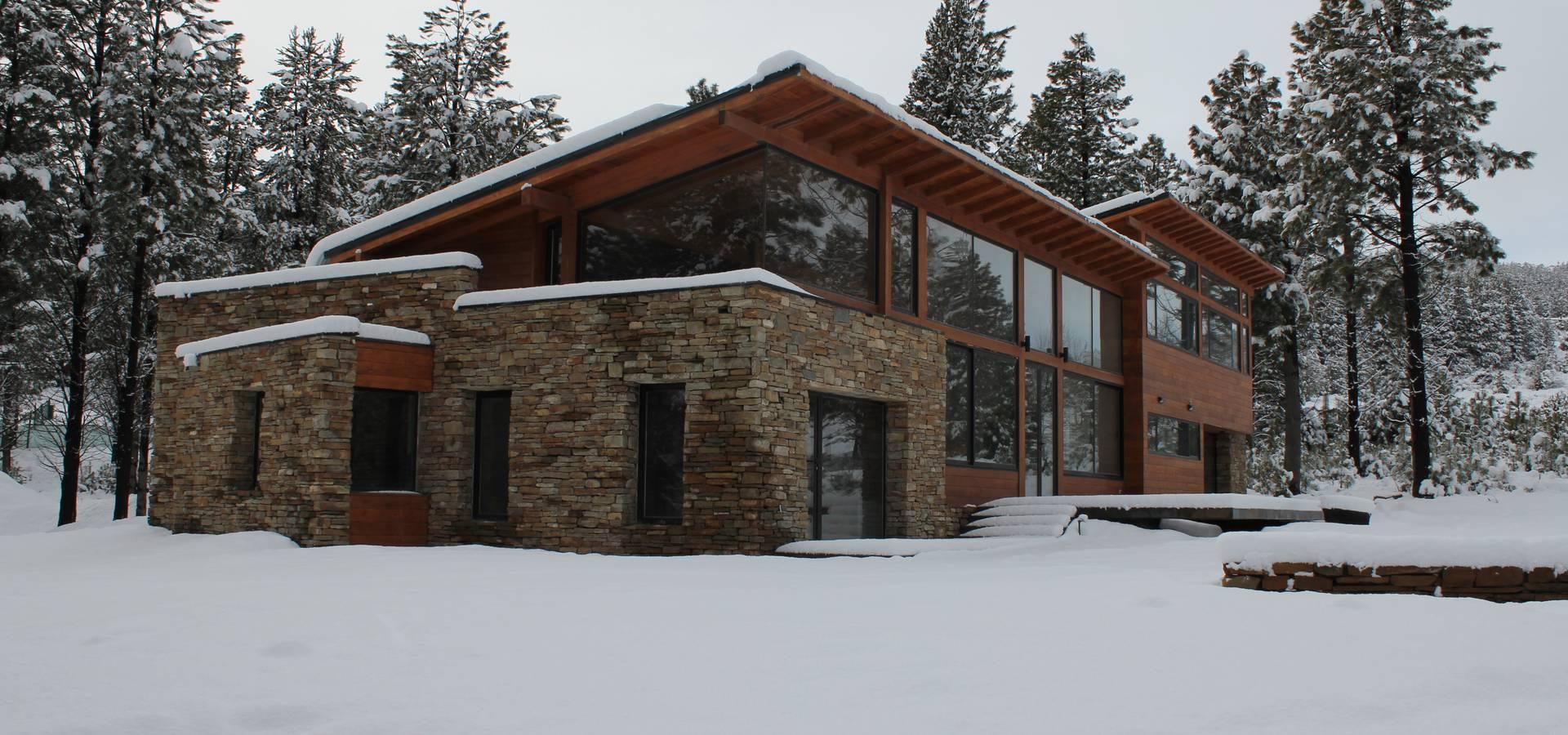 Aguirre Arquitectura Patagonica