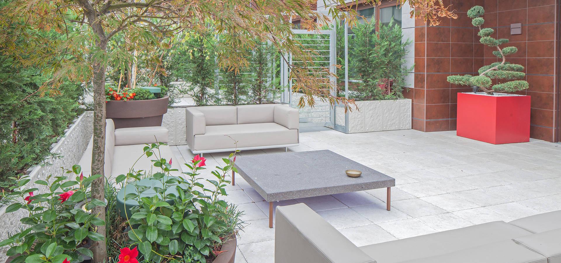 Silvia delpiano studio e progettazione giardini for Foto giardini a terrazza