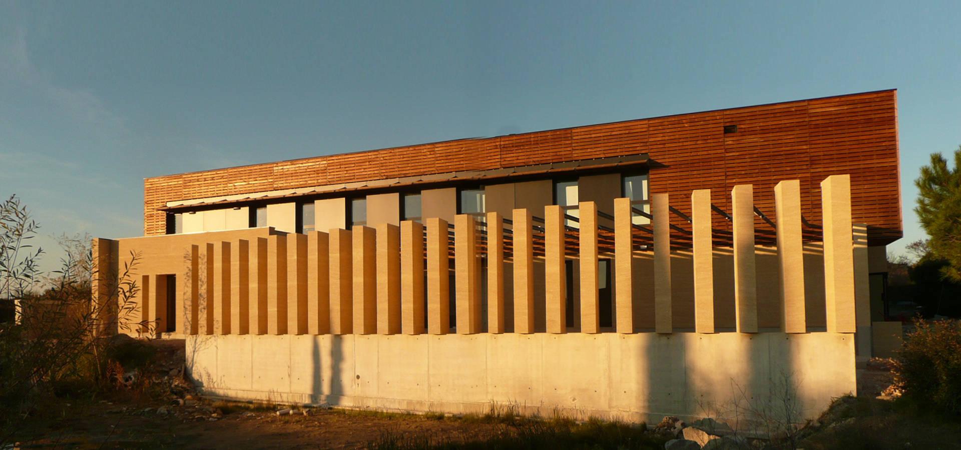 AGENCE D'ARCHITECTURE BRAYER-HUGON