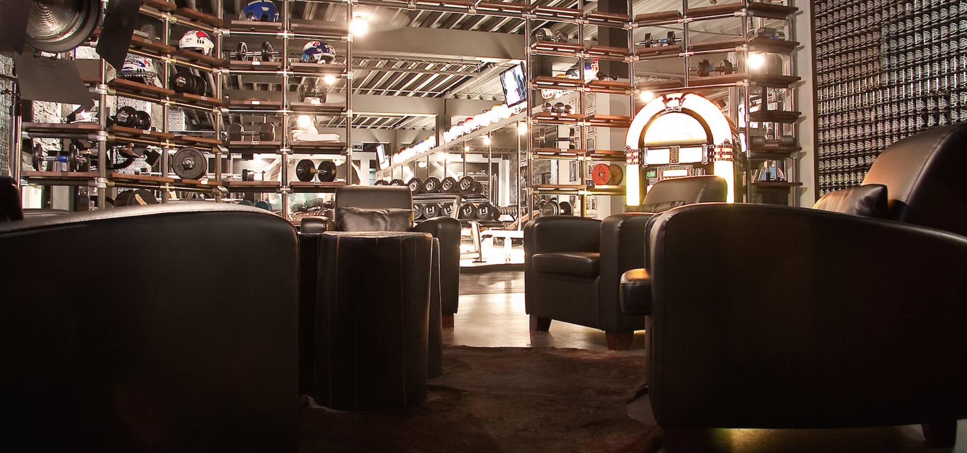 fifty fifty design the rock sportsclub mannheim deutschland homify. Black Bedroom Furniture Sets. Home Design Ideas