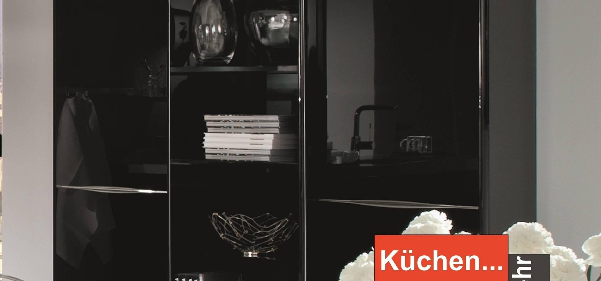 Schwarze Kuche By Kuchen Und Mehr Stephan Stahl Gmbh Homify
