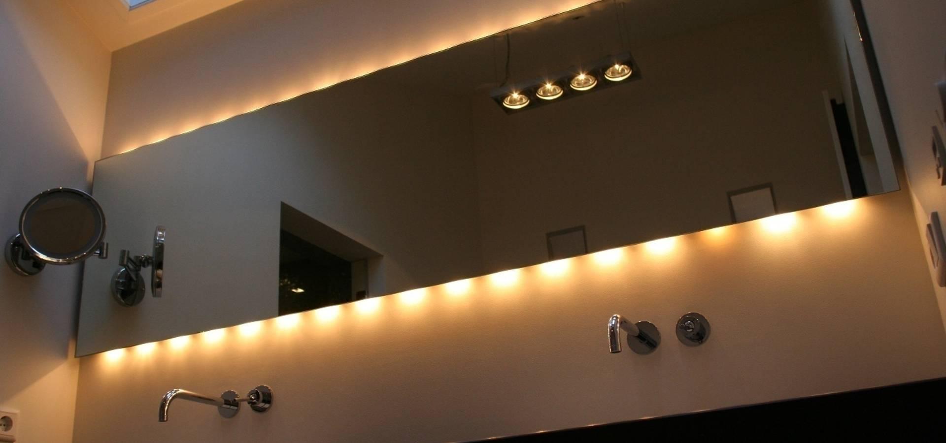 De badkamer en de essentie van verlichting door Bad & Design | homify