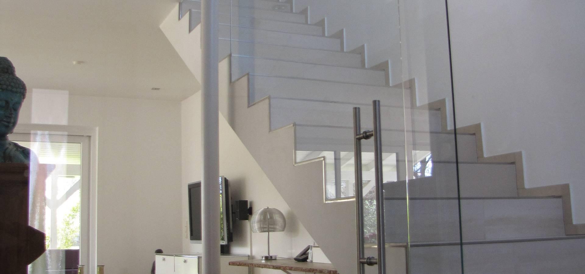 Glas Küchenrückwand mit Motiv für Landhausküche by RW Lifestyle ...