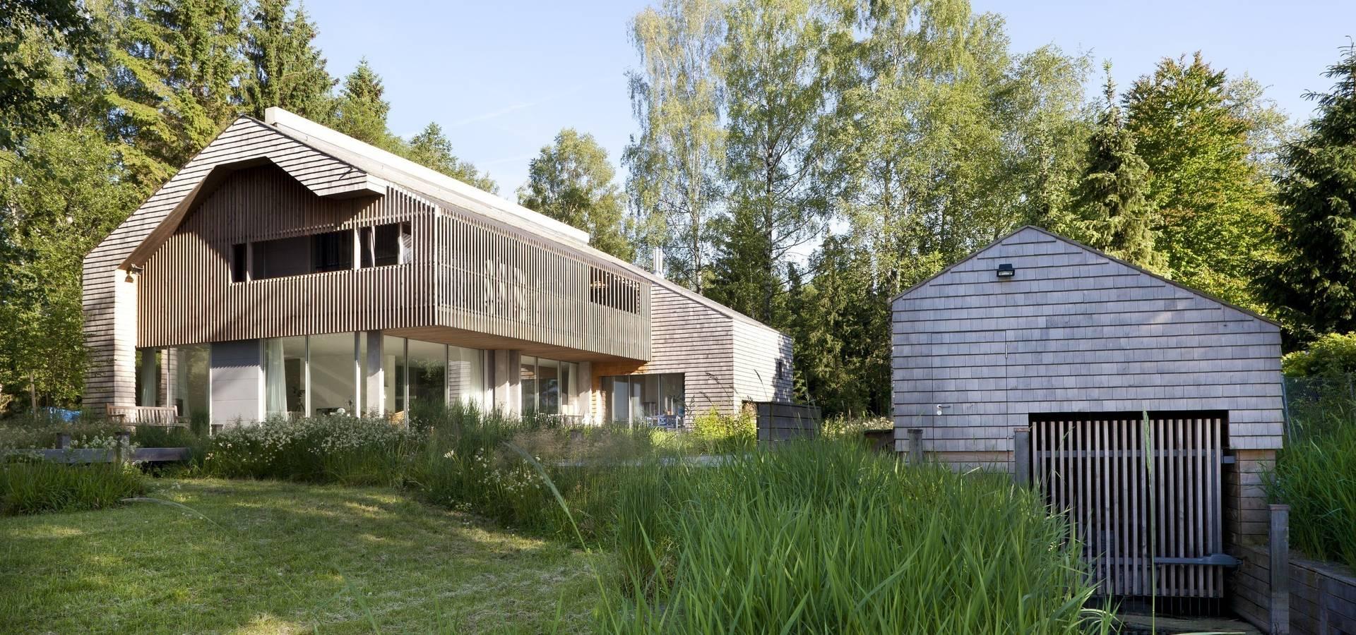 Haus K Seeshaupt von architekt stephan maria lang | homify
