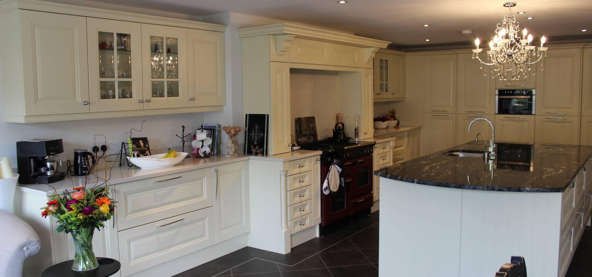 Dm design dise adores de cocinas en glasgow homify - Disenadores de cocinas ...