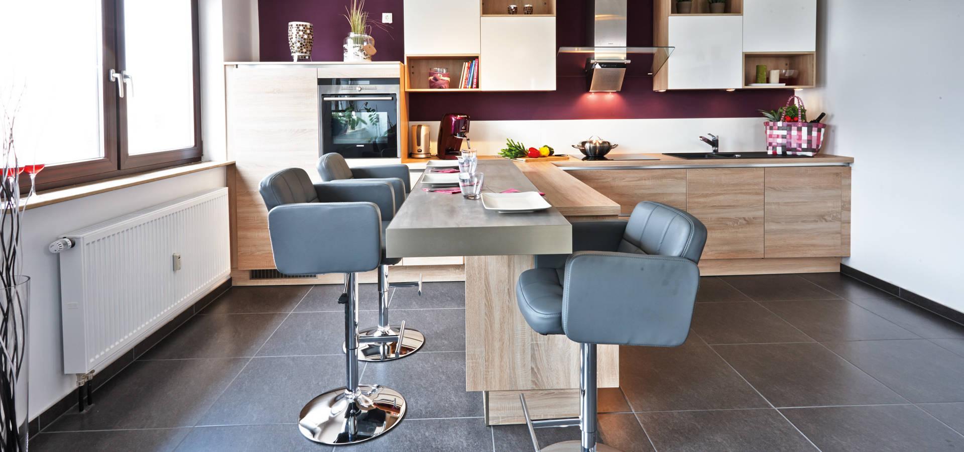rustikaler landhaus traum im altbau por k chen quelle homify. Black Bedroom Furniture Sets. Home Design Ideas