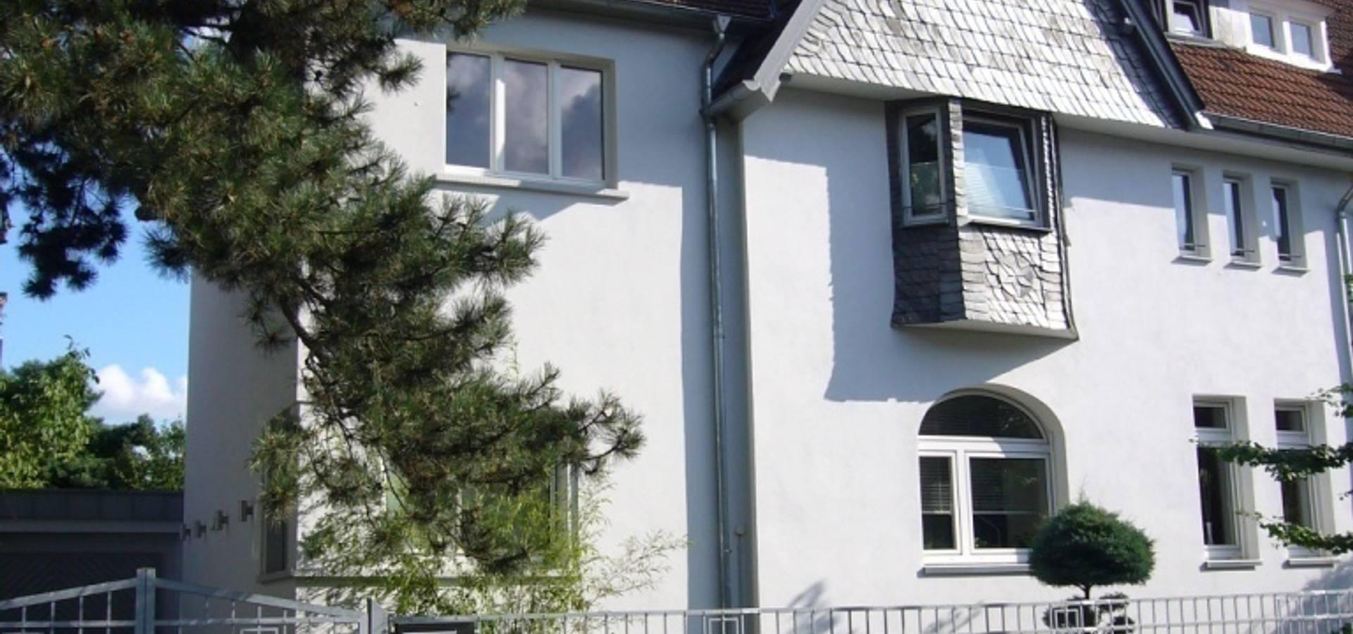 Ketterer innenarchitektur umbau privathaus mainz homify for Innenarchitektur 1920