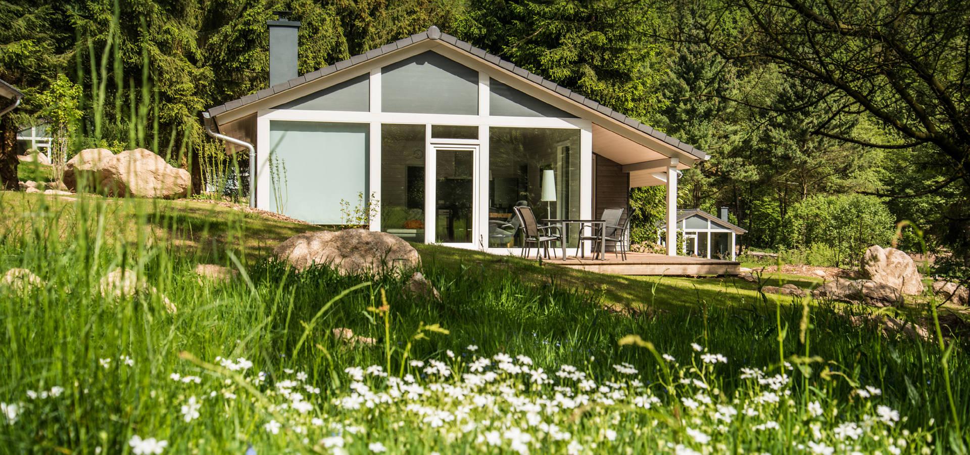 Ferienhaus Lichtung       im grünen Herzen Deutschland
