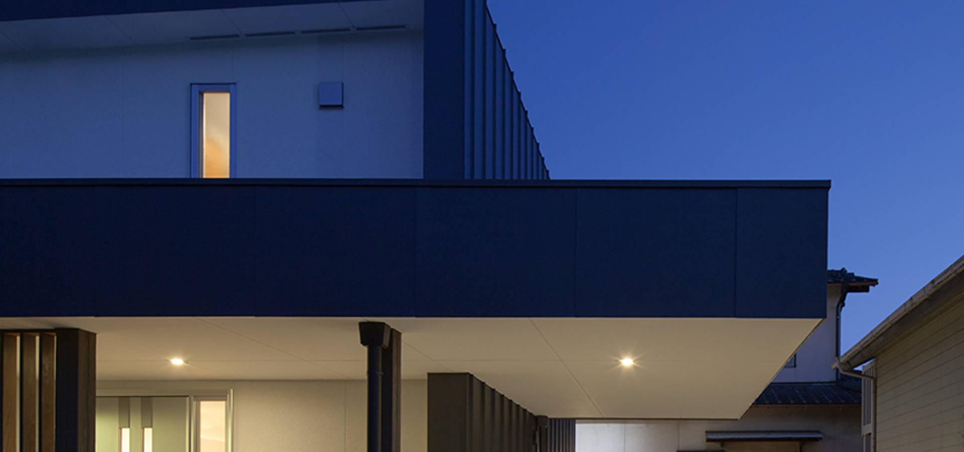 那波建築設計 NABA architects