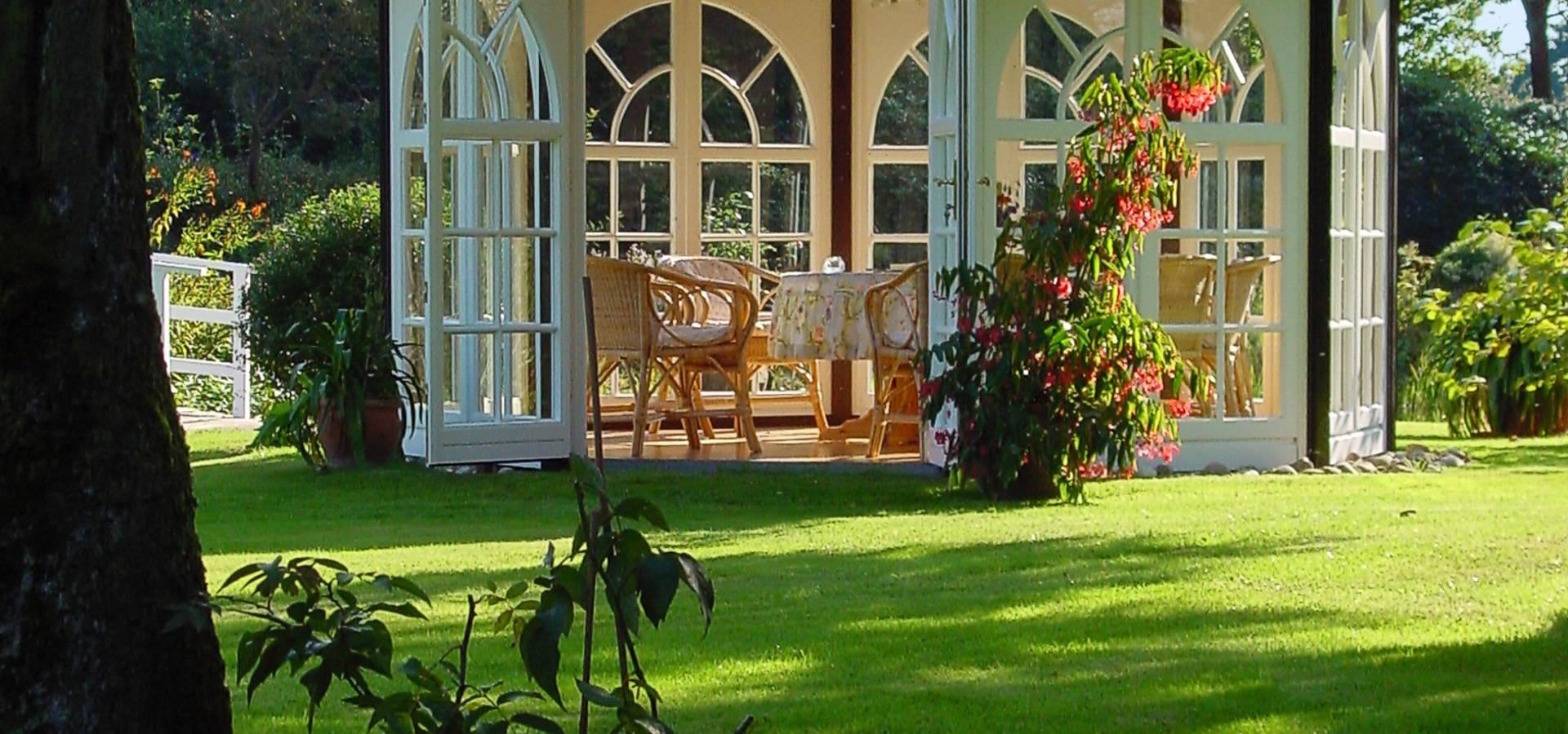 WOGA Gartenpavillon