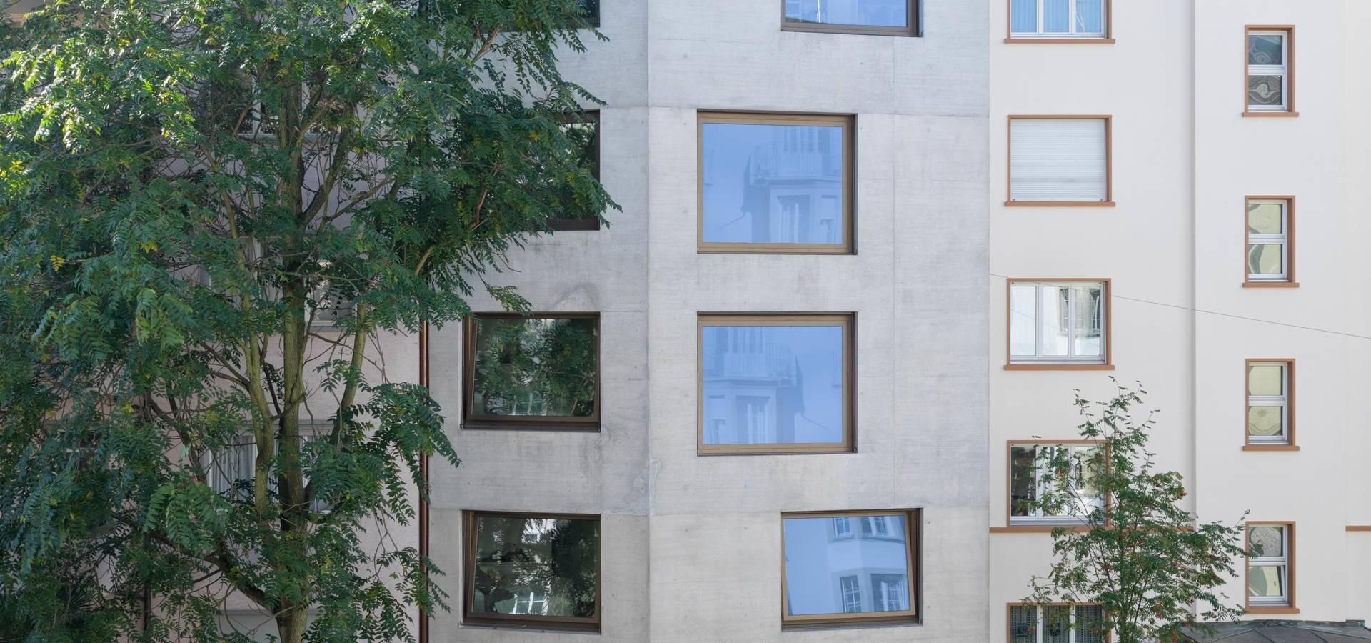 Wundervoll Architekten Basel Ideen Von Oliver Brandenberger Bsa Sia