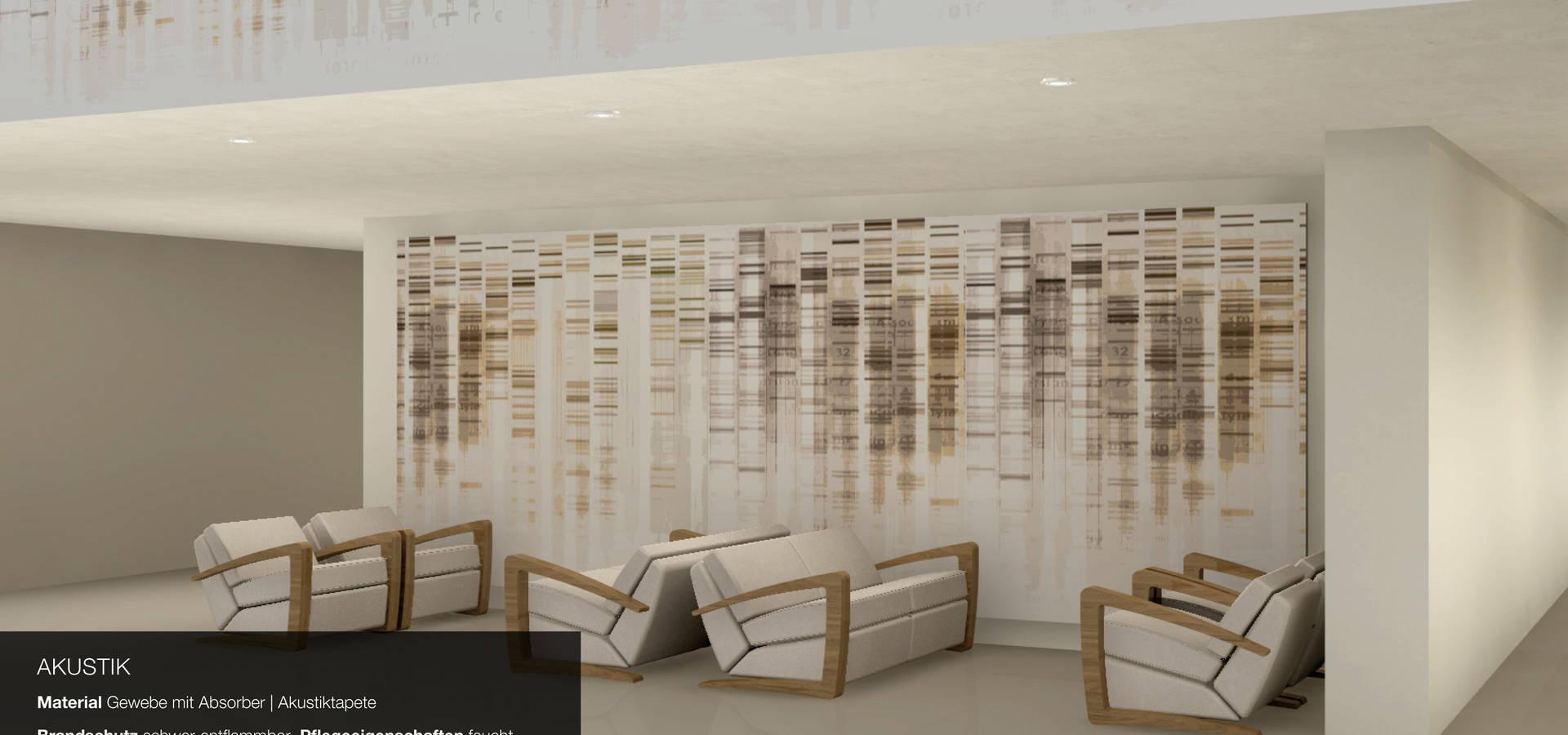 Dekorativer Wandschutz Und Rammschutz By Tela Design | Homify