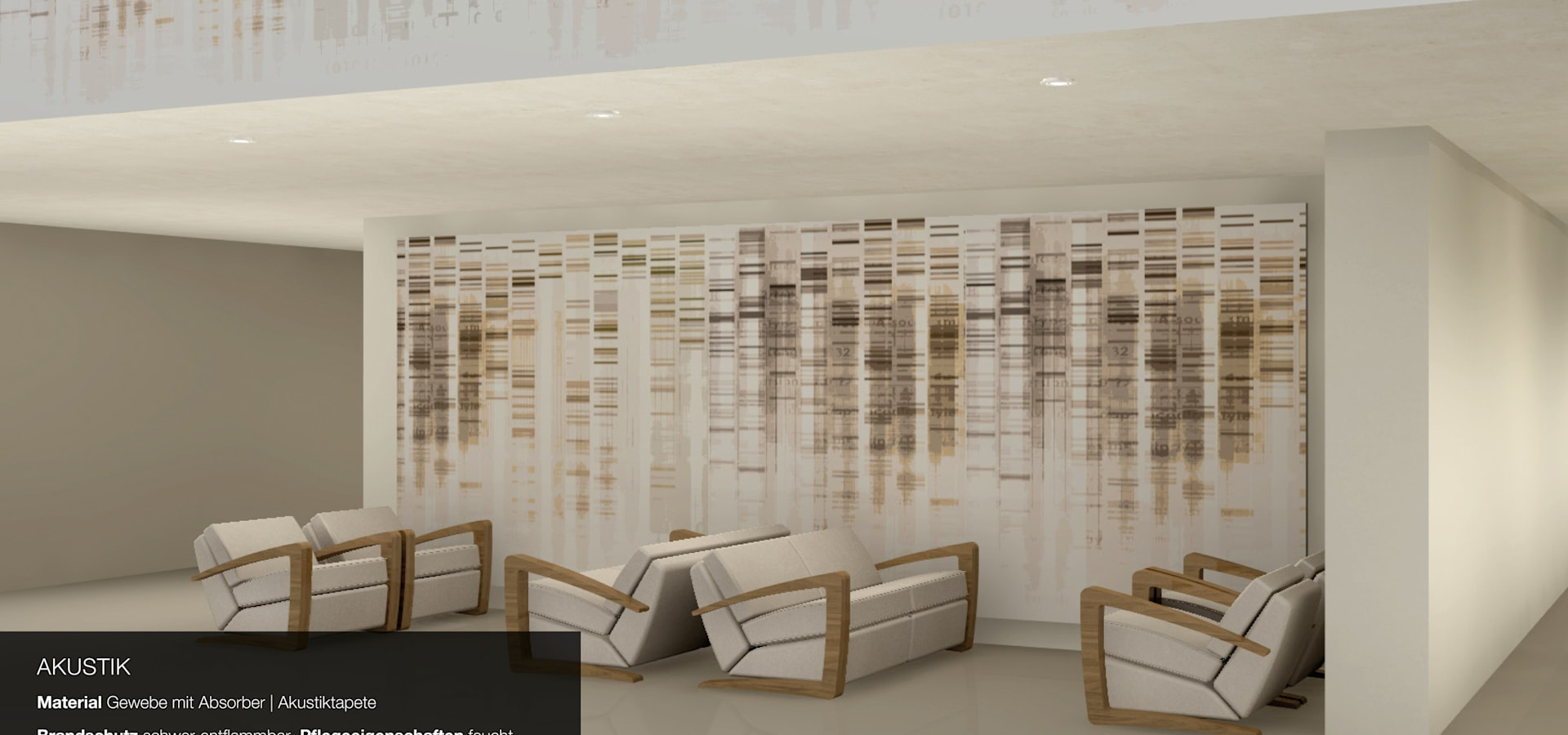 raumteiler, wand- und deckendekoration, glastrennwand par tela