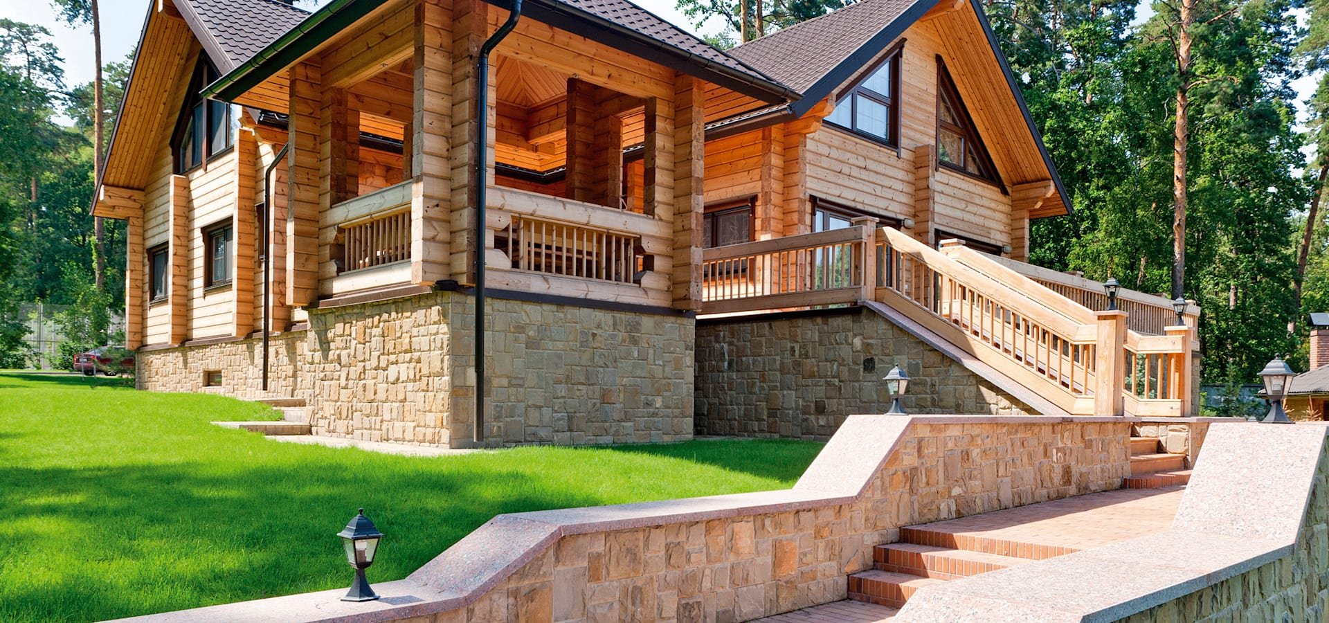 Woody-Holzhaus – Kontio