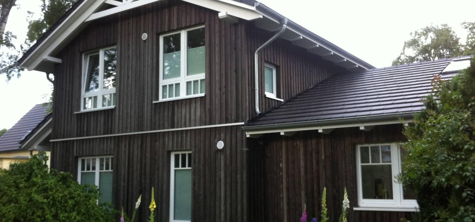 Haus In Holzstanderbauweise By Rita Meyer Architektin Homify