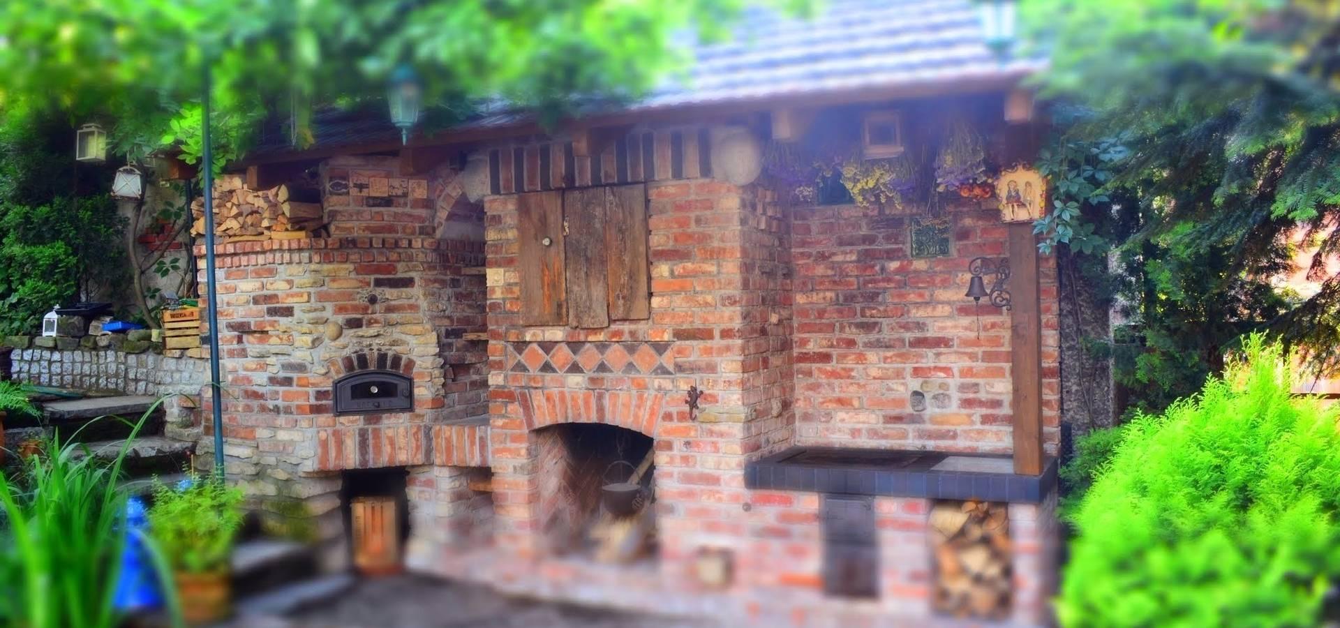 Kuchnia w Ogrodzie – profesjonaliści w kategorii   -> Kuchnia Letnia Maja W Ogrodzie