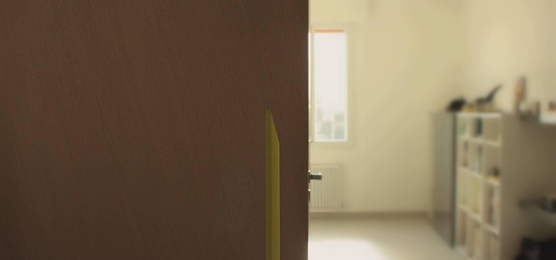 Sede uaig by uaig ufficio architettura interni grammauta for Interni architettura