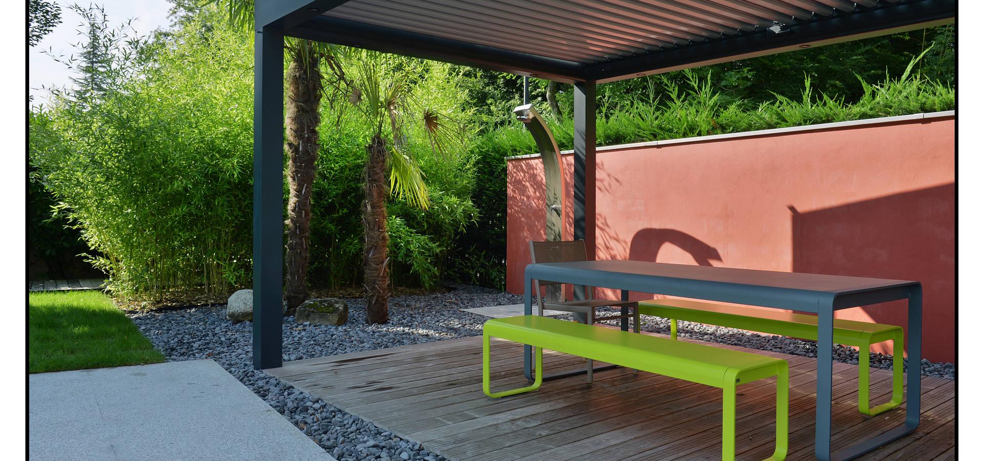 Gilbert Henchoz Architectes Paysagistes Associés SA