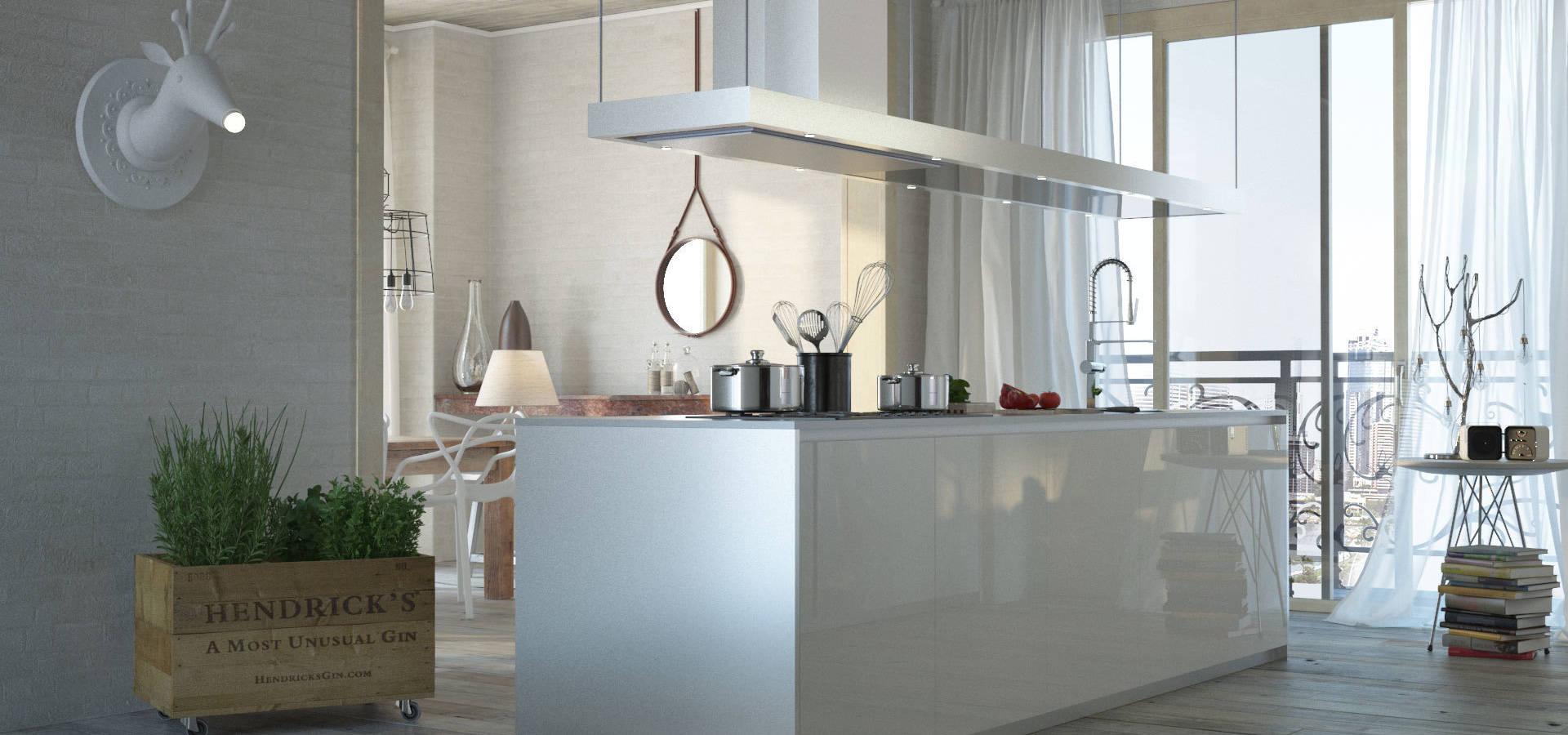 Cucina Total White von Onlydesign | homify