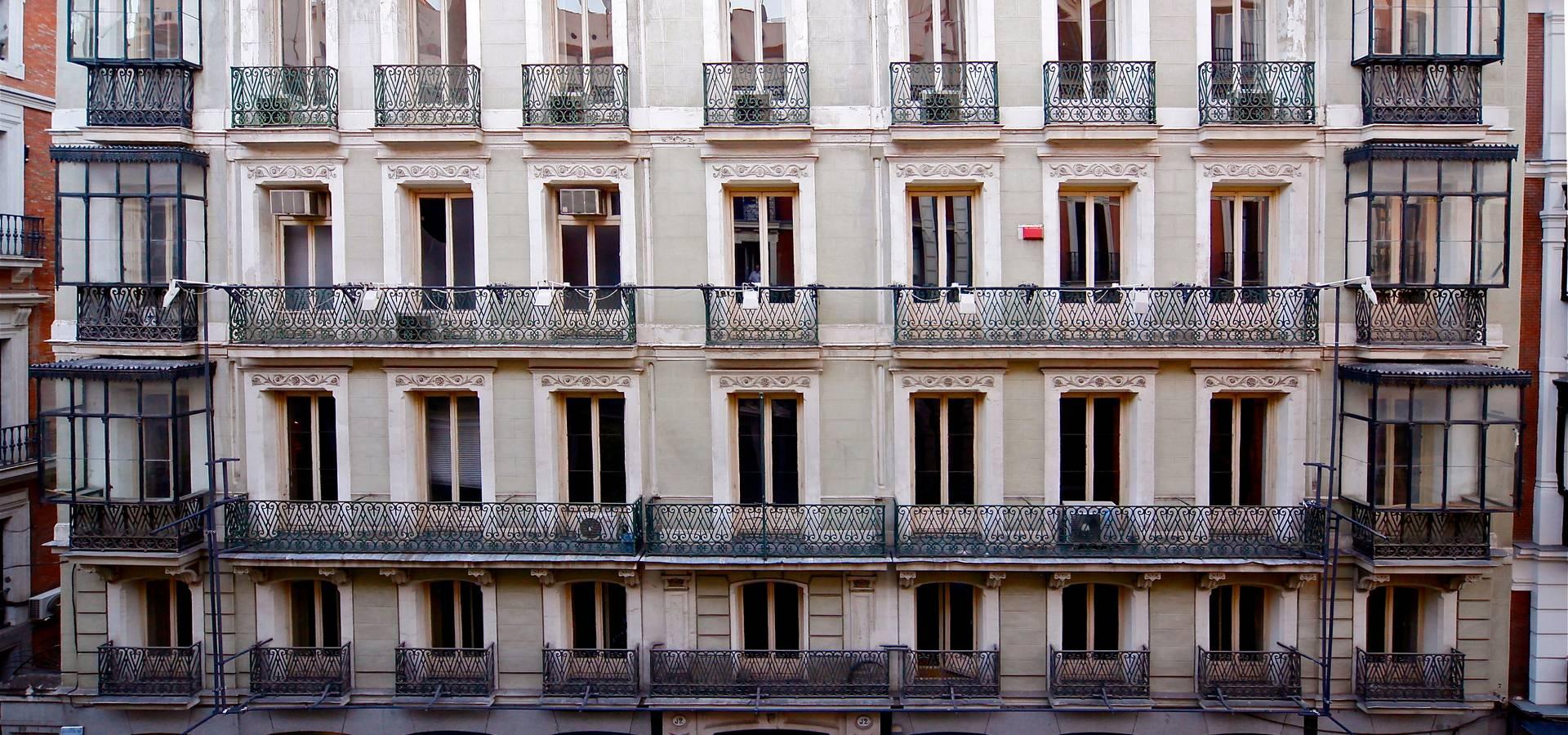 Parcela RU2B AR Nuevo Tres Cantos (Madrid) 12 viviendas ...