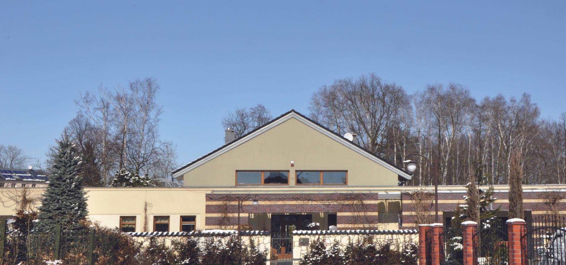 Studio S Biuro architektoniczne Michał Szymanowski