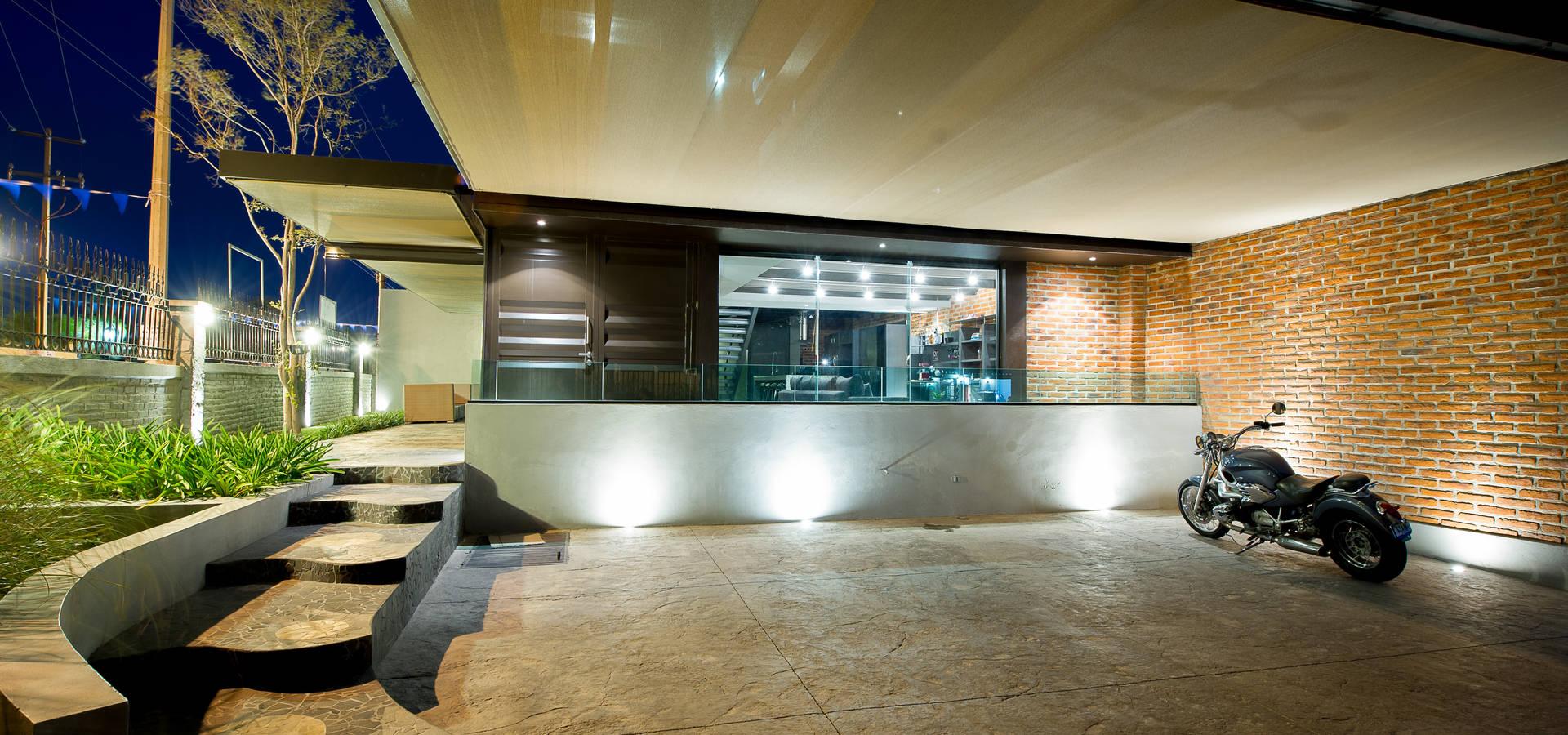 Con contenedores s a de c v arquitectos en guadalajara for Casas ideas y proyectos