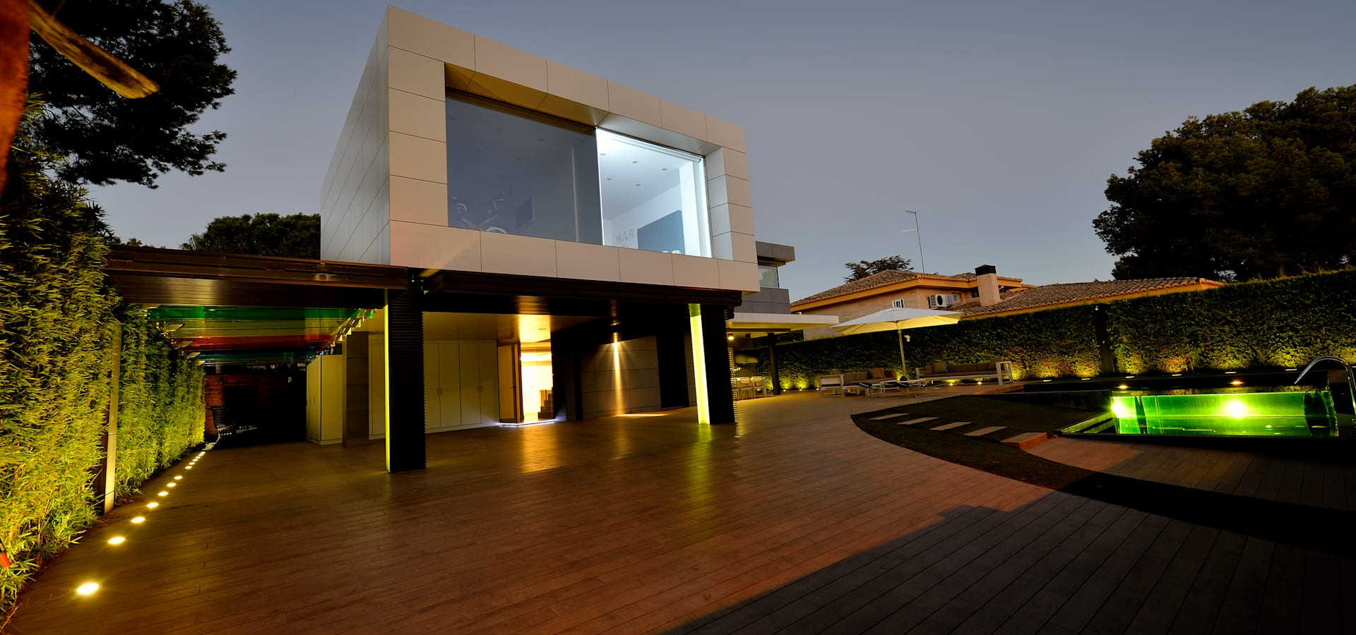 Duart vila arquitectes s l p arquitectos en albal homify - Casas en albal ...