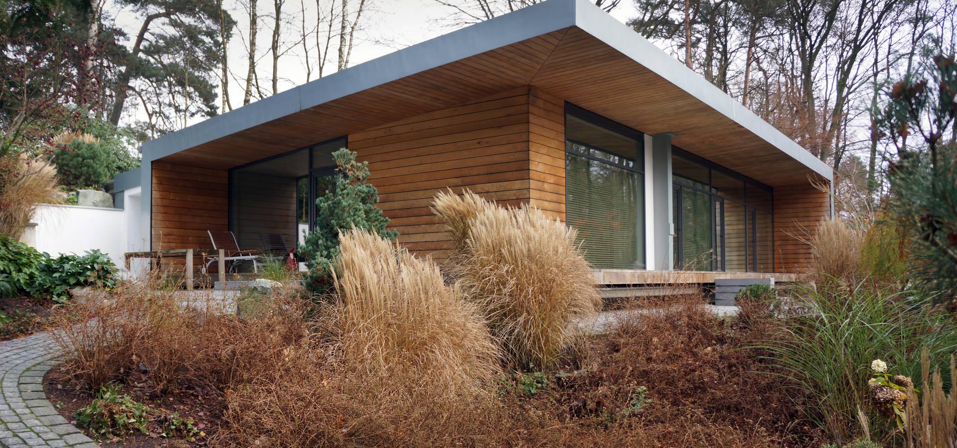 einfamilienhaus neubau von cousin architekt kotekt homify. Black Bedroom Furniture Sets. Home Design Ideas