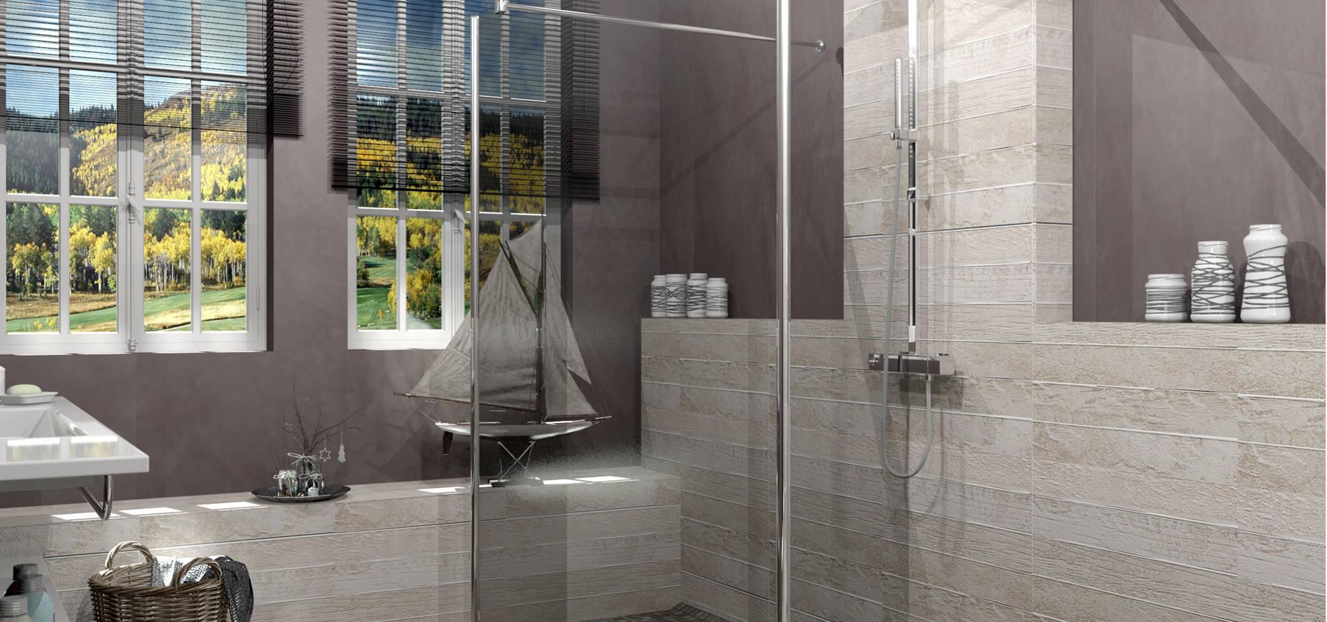 Salon De Bain Moderne un salon d'eau en marbre de carrare par architecture du bain