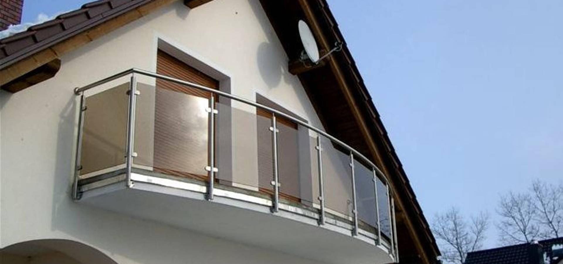 franz sische balkone by stalmach group homify. Black Bedroom Furniture Sets. Home Design Ideas