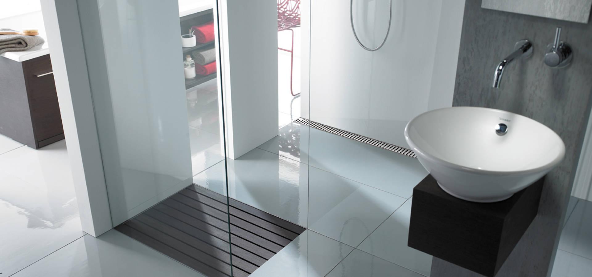 Aco bv vloeren in doetinchem homify - Integrale badkamer ...