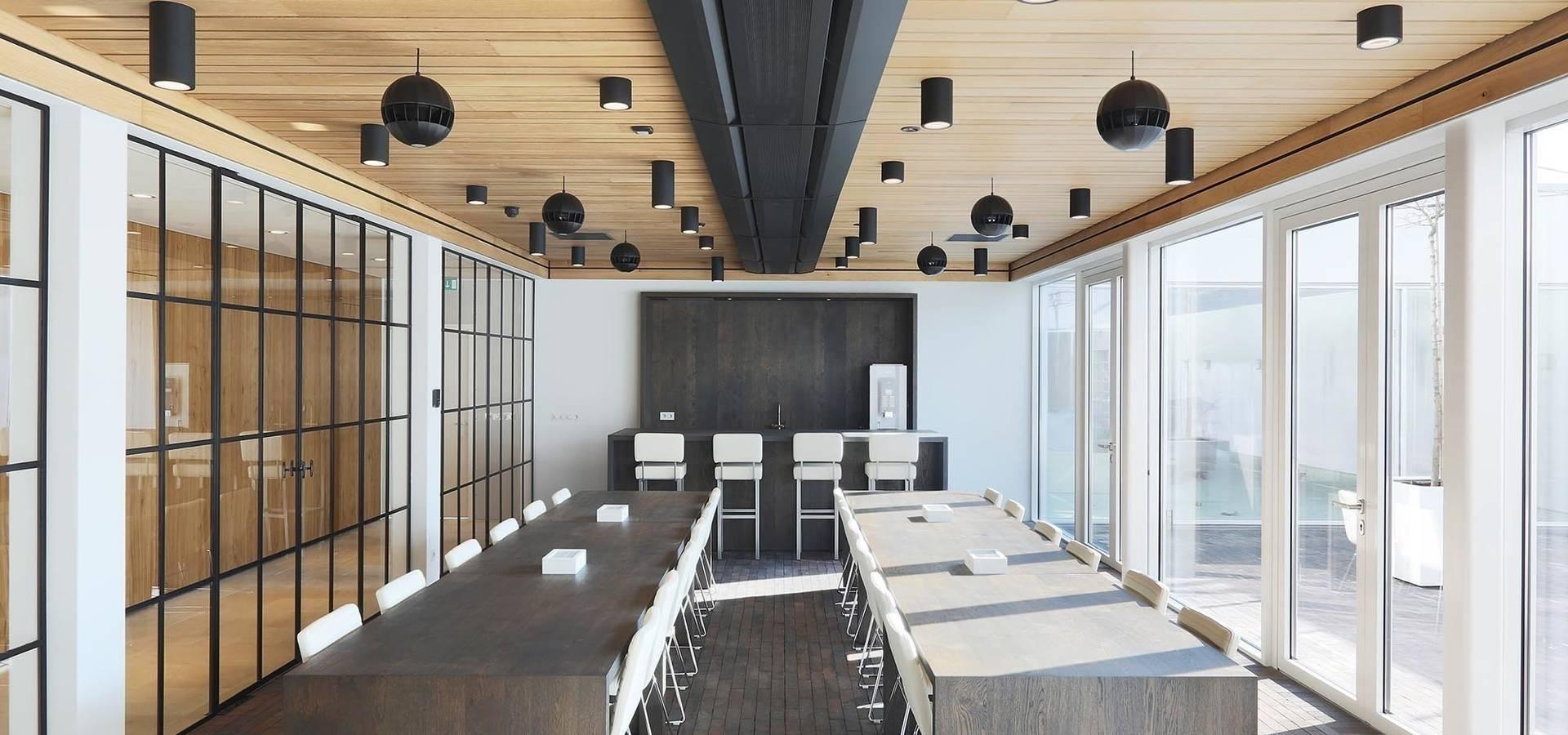 houten plafonds voor een warme uitstraling par intermontage leurink