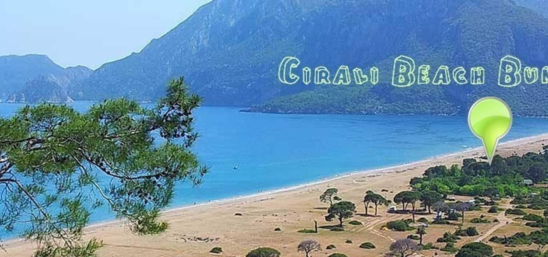 Cıralı Beach Bungalows
