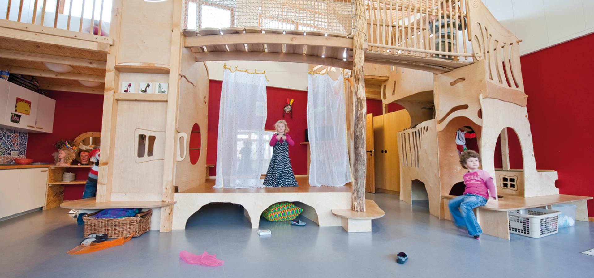 Schilling Raumkonzepte: Kinder- & Babyzimmer in Abtswind | homify