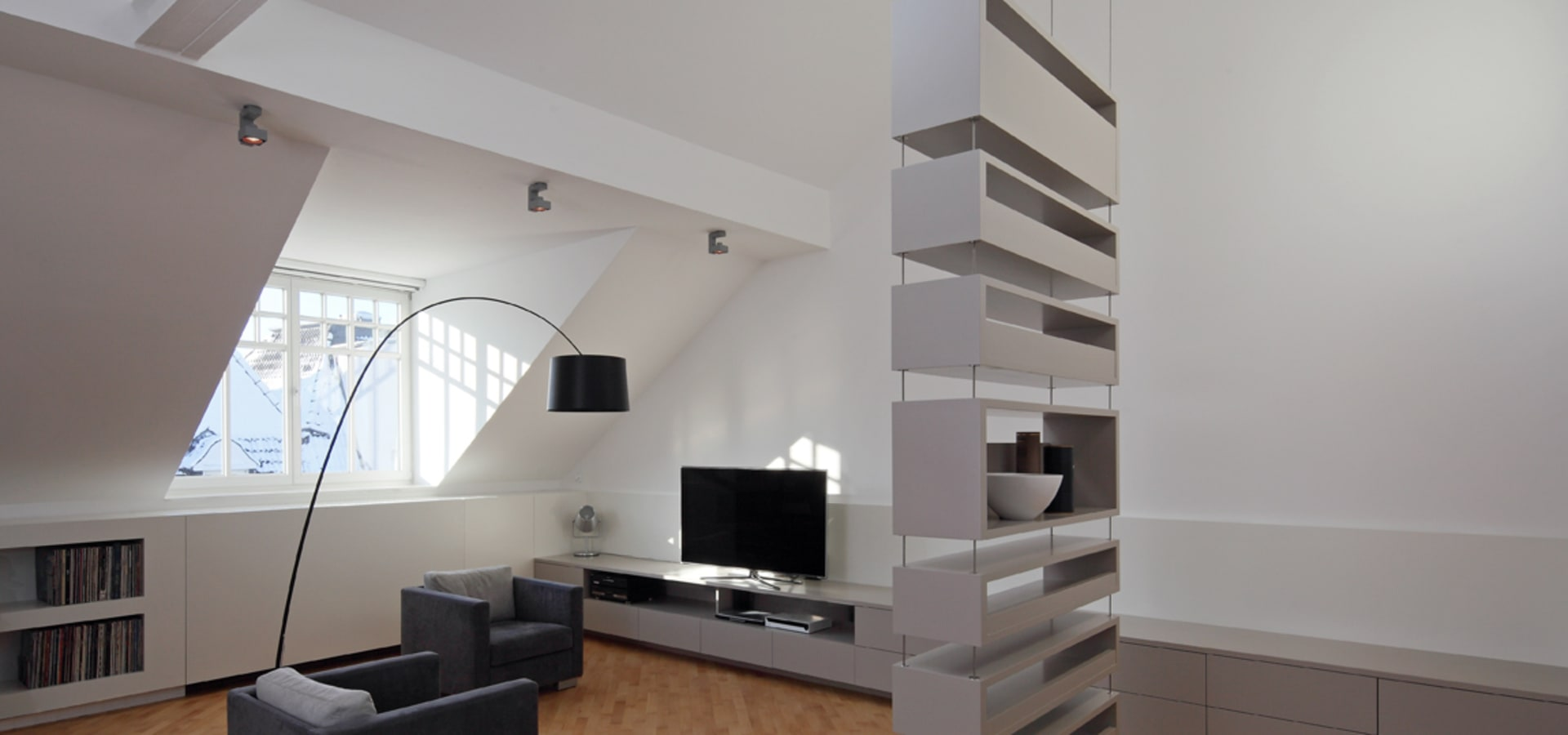 privathaus heidelberg por raumkontor innenarchitektur. Black Bedroom Furniture Sets. Home Design Ideas
