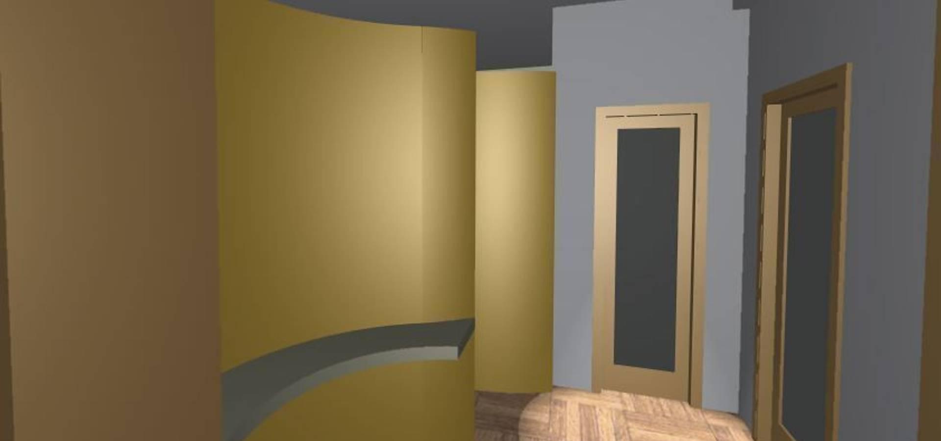 Architettura design napoli studio professionale hall for Architettura design