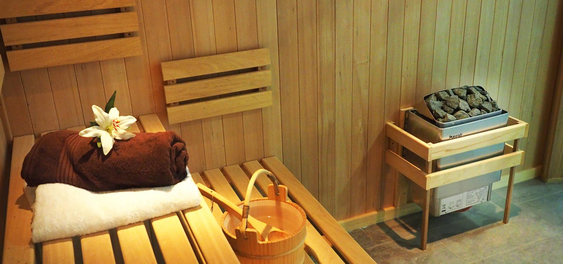 turkish steam room por oceanic saunas homify. Black Bedroom Furniture Sets. Home Design Ideas