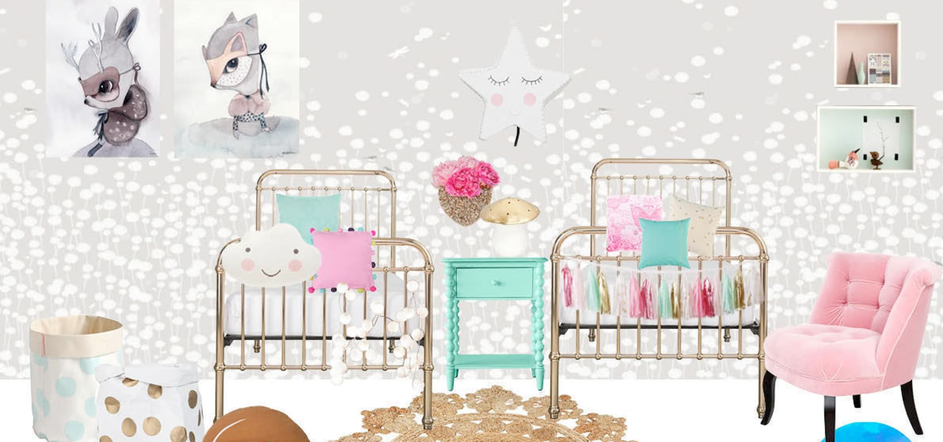 Mr Fox Nursery Von Kinderoo Childrens Interiors Homify