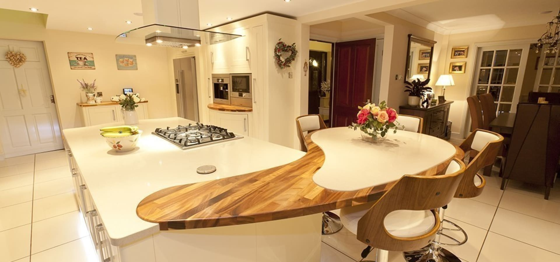 Traditional Kitchen in Bradford at Tong Village by Twenty 5 Design ...