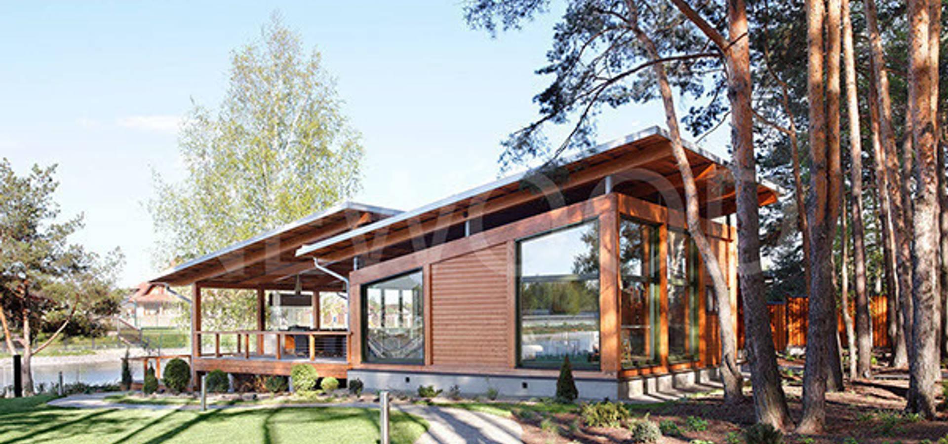 NEWOOD—Современные деревянные дома
