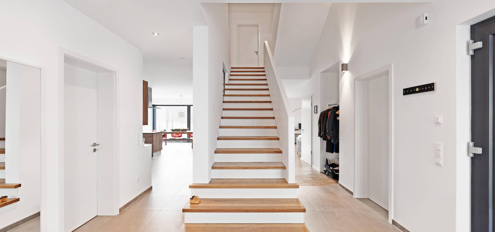 Und wei dominiert doch einfamilienhaus straelen for Bilder fa r treppenhaus
