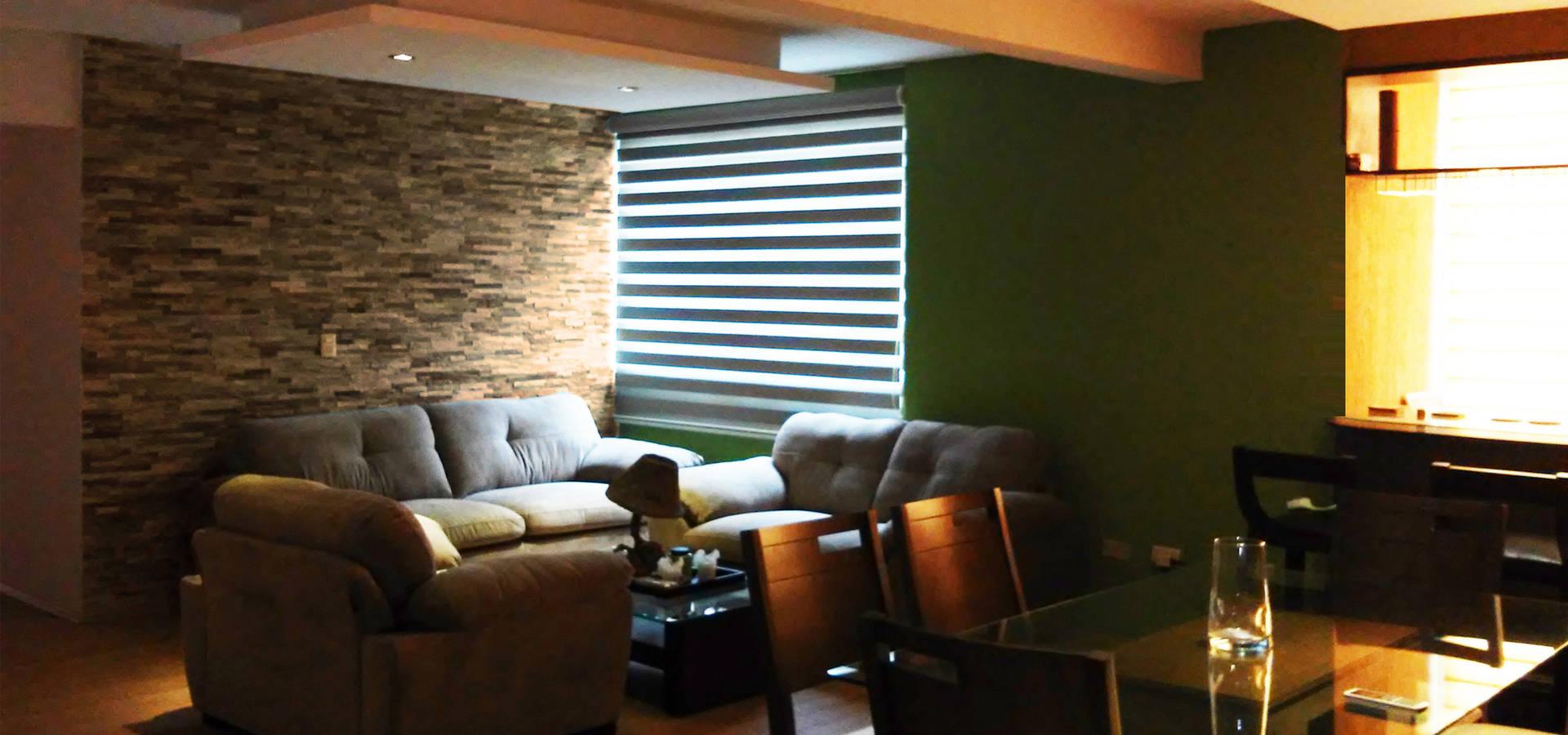 Claire Concepto Decoradores Y Dise Adores De Interiores En  # Muebles Departamentos Pequenos Df